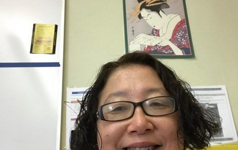 New Japanese teacher Noriko Divers