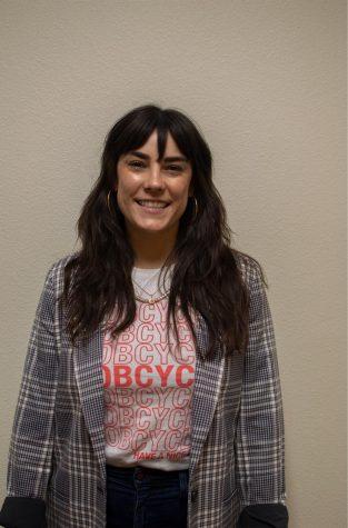 New history teacher Rose Blanton