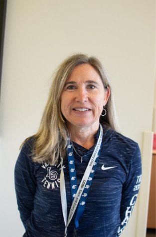 New testing center teacher Roxanne Meier