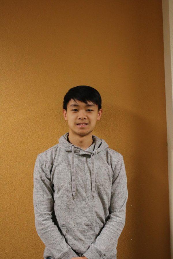 Kevin Tsai plays in Metropolitan Youth Symphony