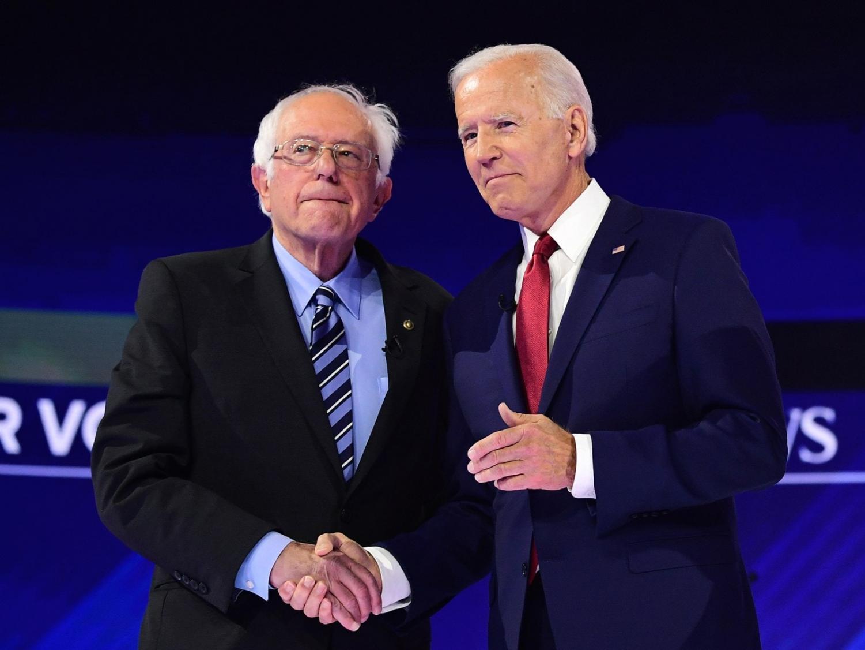 Comparing the 2020 Democratic nominees