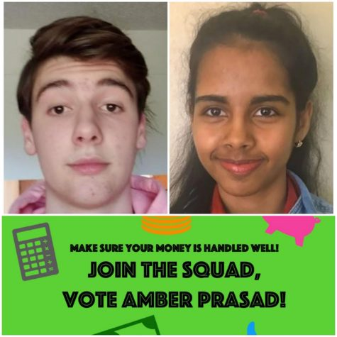 Top left: David Morgan, Top right: Sheila Bhowmik, Bottom: Amber Prasad