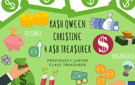 Treasurer - Christine Youn