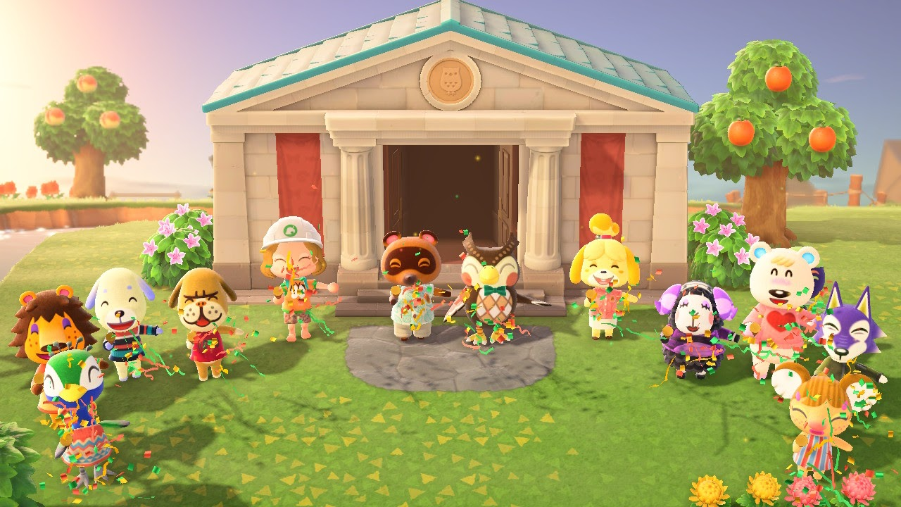 """""""Animal Crossing: New Horizons"""" is perfect"""