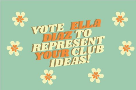Clubs and Committees Director - Ella Diaz