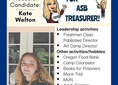 Treasurer - Kate Welton