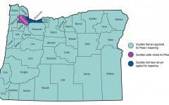Oregon counties begin to reopen
