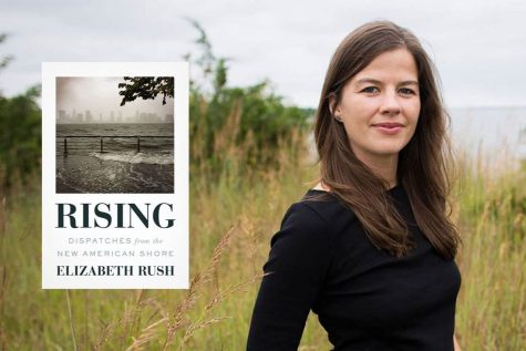 """Hope is something that you cultivate"" LO Reads author Elizabeth Rush on Rising, climate change, and writing"