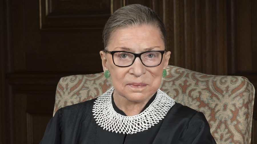Ruth Bader Ginsburg leaves seat open on Supreme Court