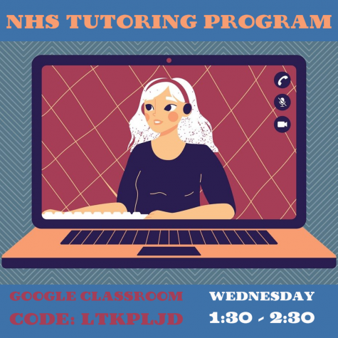 LOHS NHS provides free tutoring for freshmen
