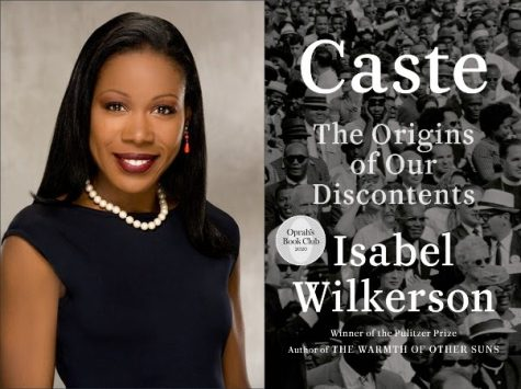 """Caste"" author Isabel Wilkerson is the winner of the Pulitzer Prize and the National Humanities Medal. (Cover: Courtesy of Penguin Random House/Photo credit: Joe Henson)"